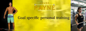The personal training expericne at House of Payne