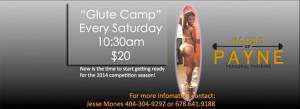 Glute Camp @ House of Payne Personal Training | Lilburn | Georgia | United States